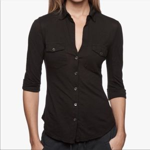 James Perse | Side Pannel Shirt